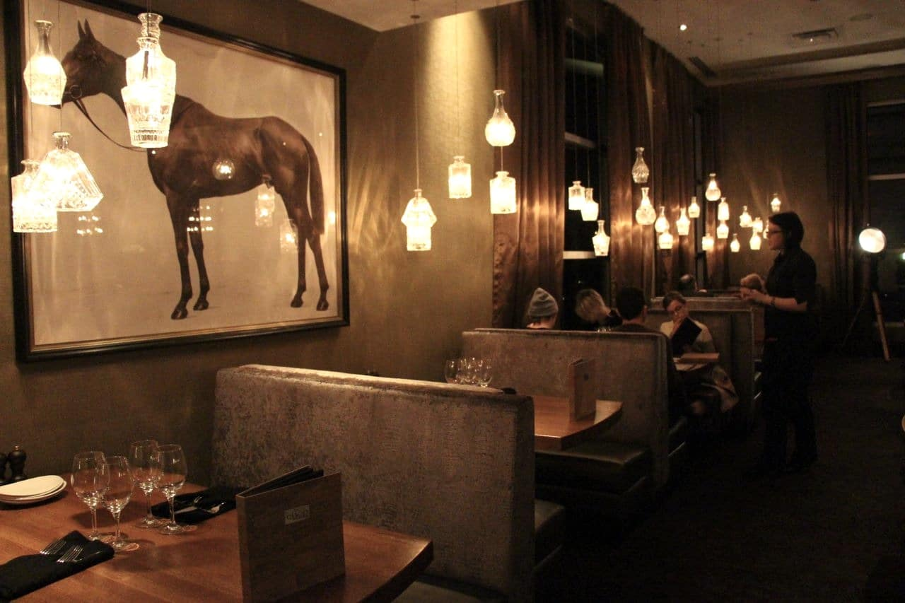 Chop is West Coast inspired steakhouse on the border of Oakville and Burlington.