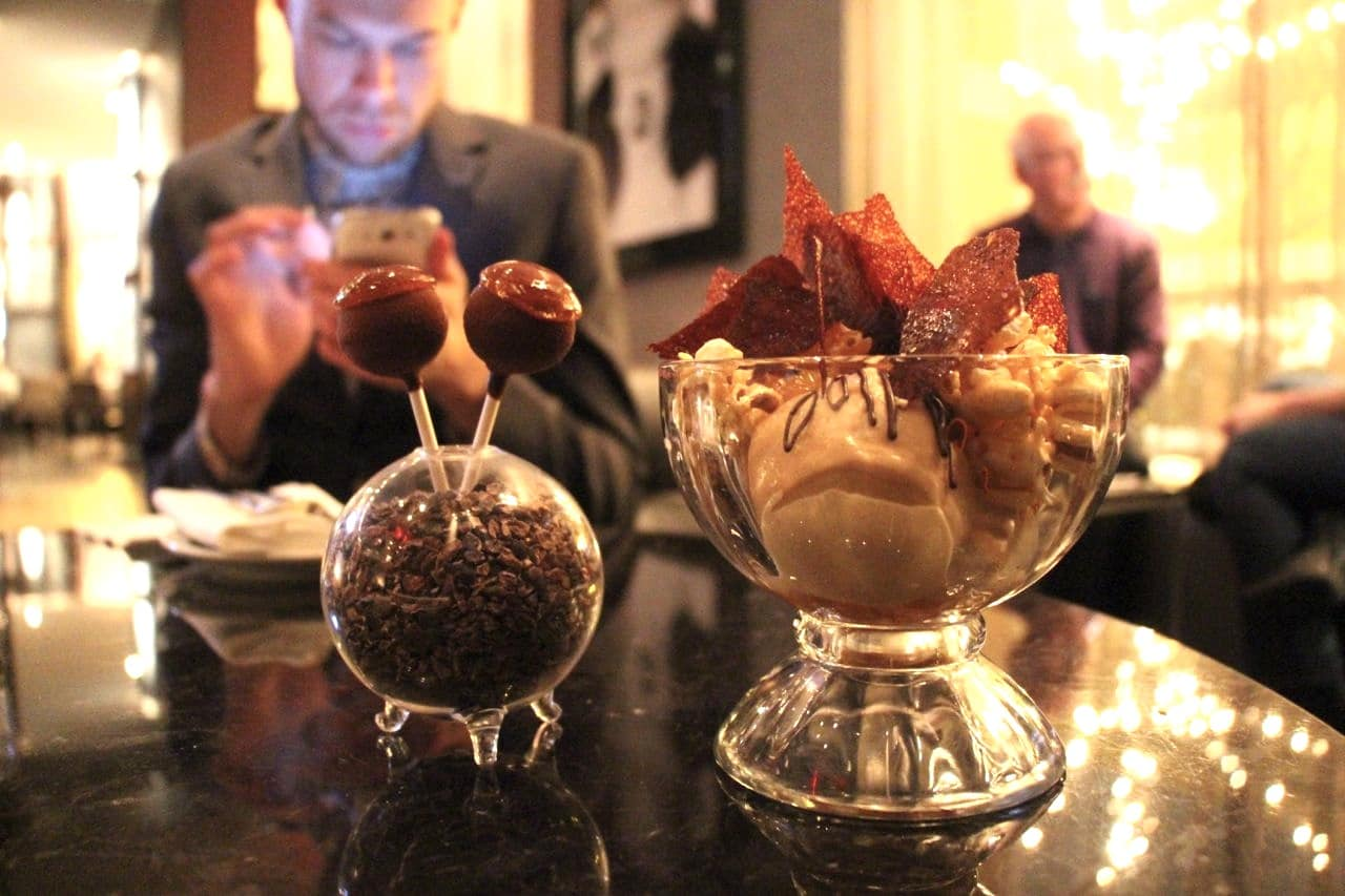 One Restaurant is Chef Mark McEwan's culinary concept at The Hazelton Hotel.