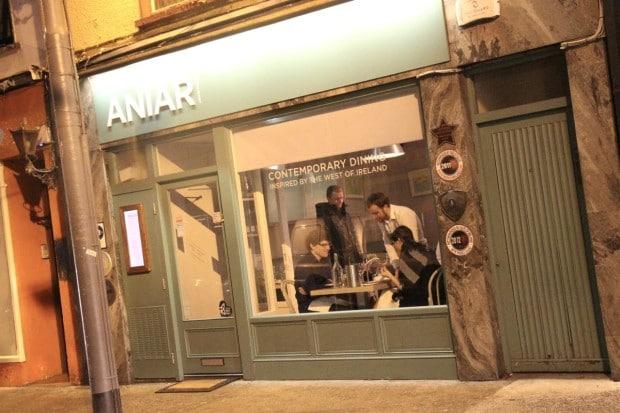 Aniar Restaurant in Galway