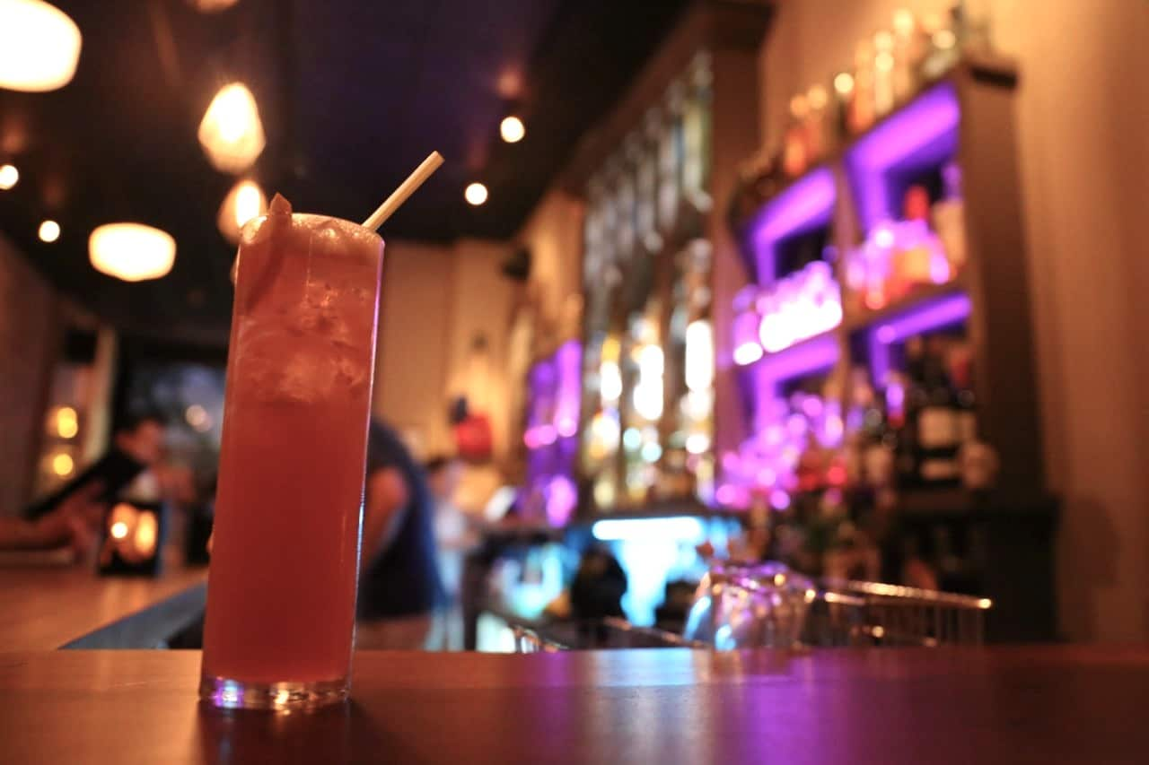 Reposado Bar's mixologist serve some of Toronto's best margaritas.