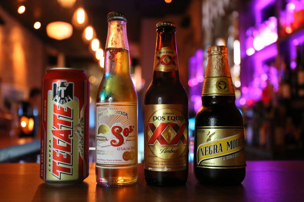 You can also enjoy a selection of Mexican beers at Reposado Toronto.