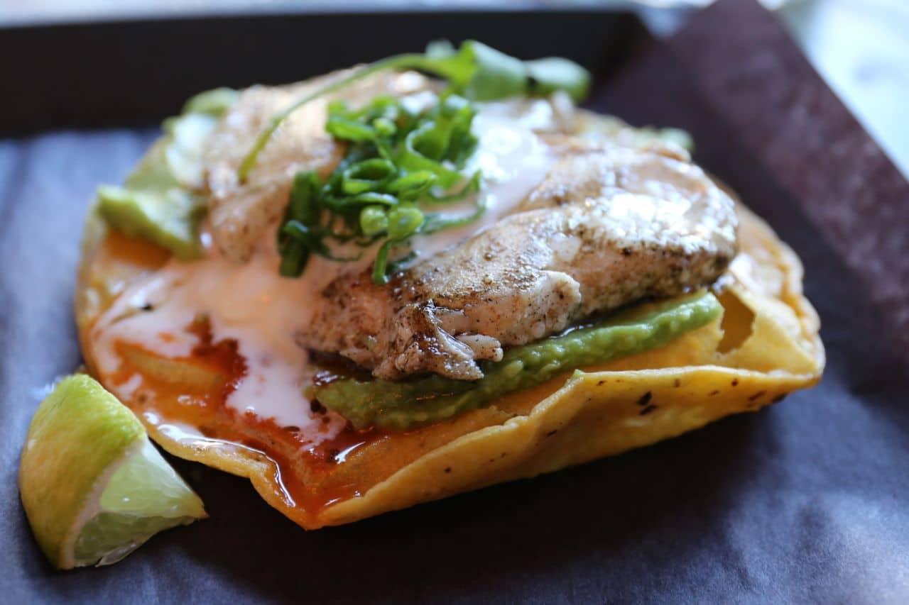 Playa Cabana Hacienda is a popular Mexican restaurant on Dupont Street near Yorkville.