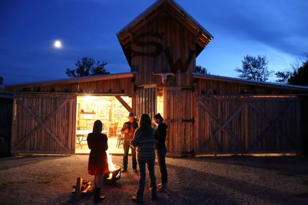 Cowboy Adventure at Sierra West Ranch in Alberta