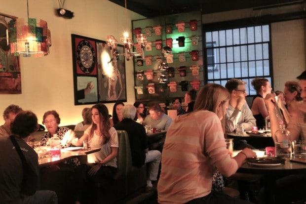 Root Down Restaurant in Denver