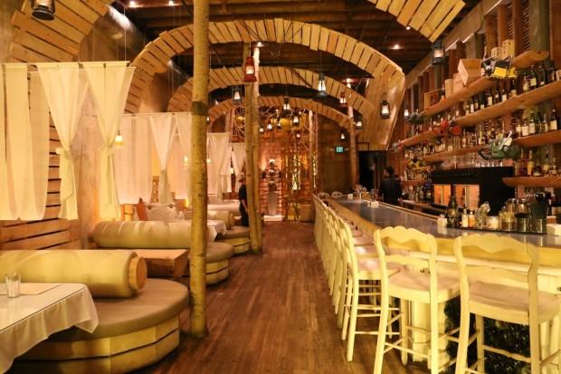 Beatrice & Woodsley Restaurant in Denver