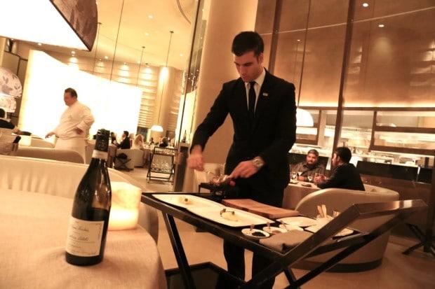 Ristorante at The Armani Hotel Dubai