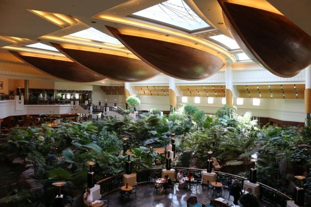 iZ Restaurant at Grand Hyatt Hotel Dubai