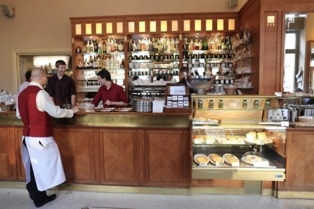 Brunch at Cafe Savoy in Prague