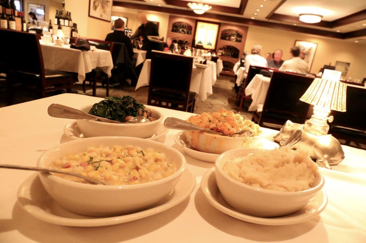 Morton's is Yorkville's iconic steakhouse.
