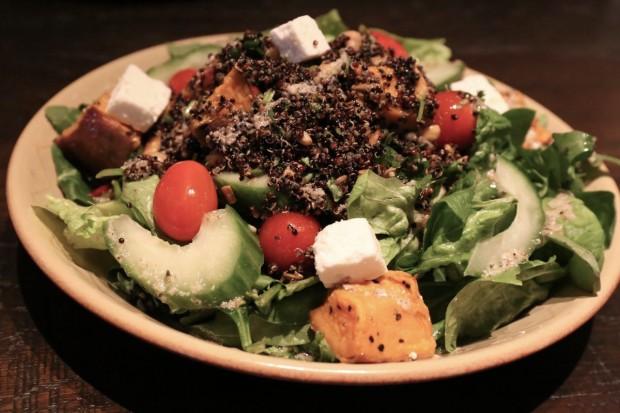 Casa Salad at Nando's restaurant in Toronto.