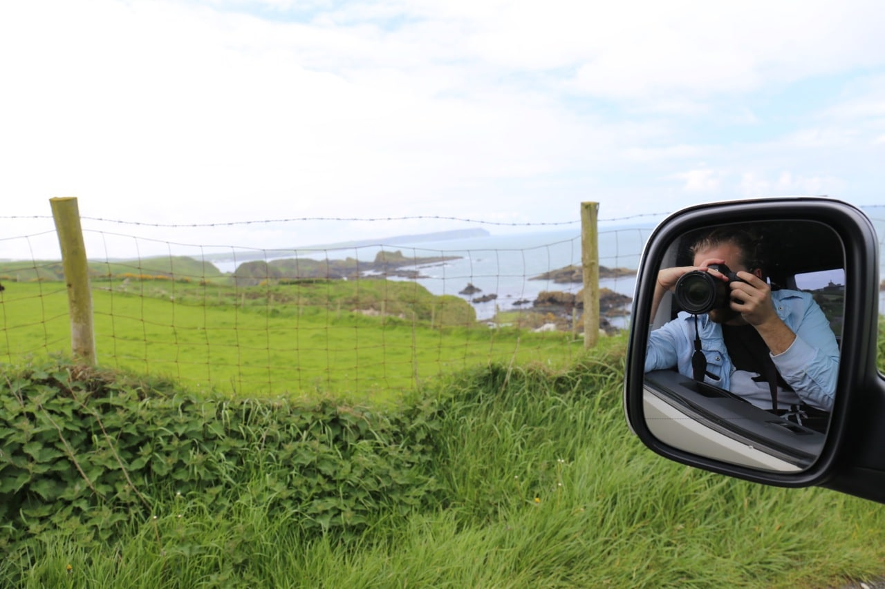 Ireland Road Trip Essentials: Drive north of Belfast to explore Northern Ireland's scenic Causeway Coast.