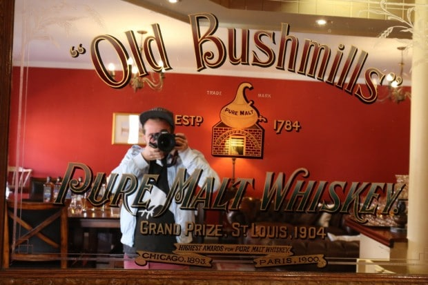 Visit the Bushmills Distillery to get cocktail ideas on a road trip of Northern Ireland.