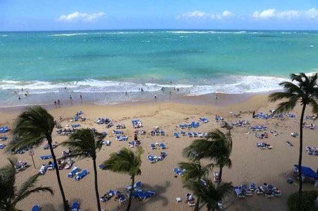 Travel to San Juan Puerto Rico