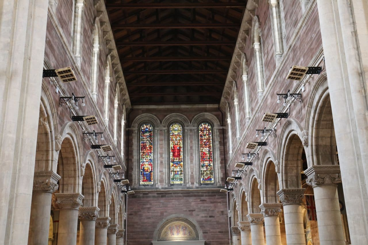 Things To Do in Belfast: enjoy a religious experience at St. Anne's Cathedral.