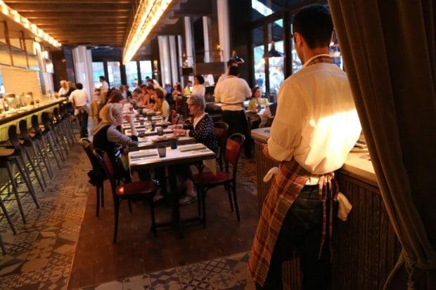 Nico Osteria Restaurant in Chicago