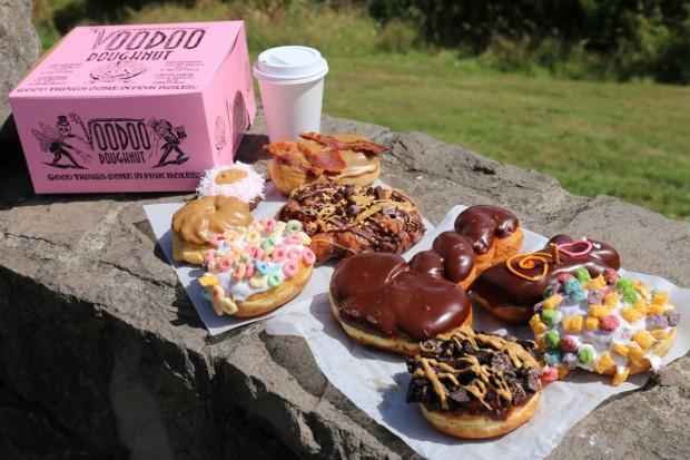 Voodoo Doughnut's in Portland