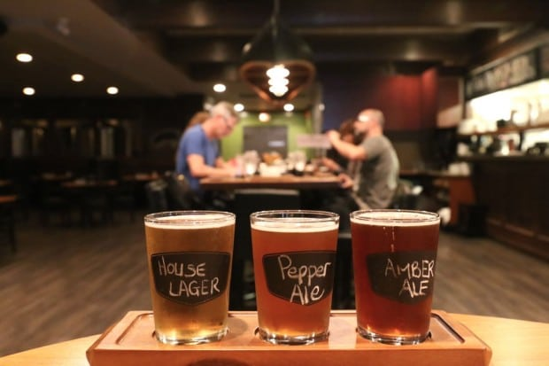 The Noble Pig Brewhouse in Kamloops