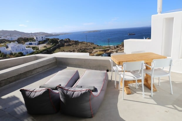 Boheme Mykonos Luxury Resort in Greece