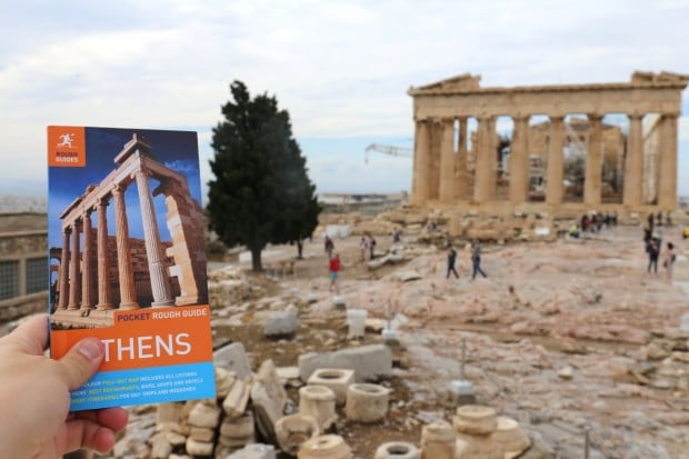 Travel Bloggers Arrive in Athens for TBEX Conference