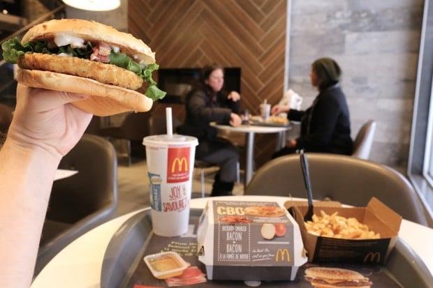 Is McDonald's CBO The Next Legend?