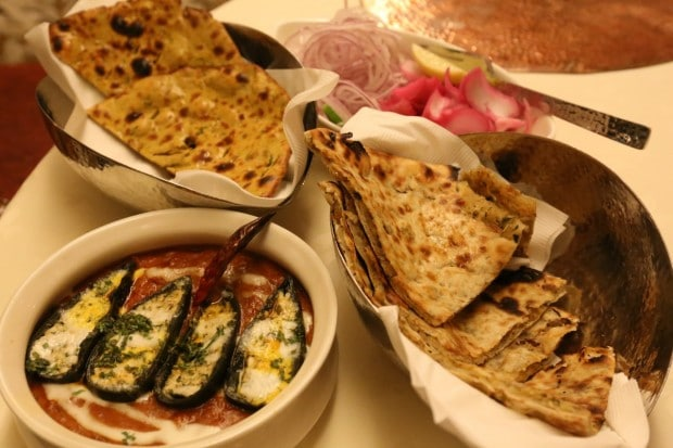 Paatra Restaurant at Hotel Jaypee Palace Agra