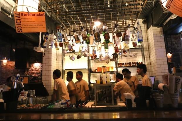 Colaba Social Restaurant in Mumbai
