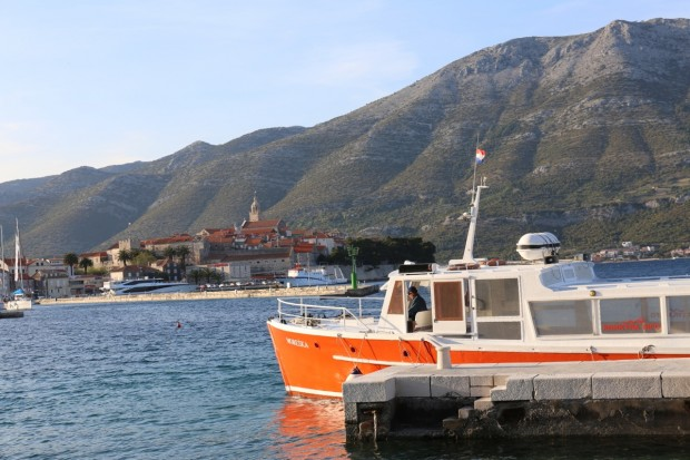 Exploring Croatia's Isle of Korcula