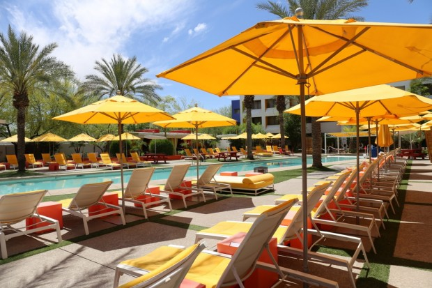 Saguaro Scottsdale: Boutique Hotel in Arizona