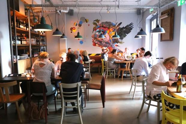 Hausmann's Restaurant in Dusseldorf