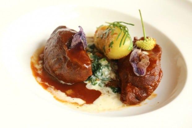 Landhotel Saarschleife Restaurant in Mettlach