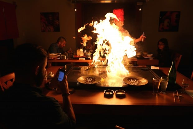 Benihana Japanese Steakhouse at Fairmont Royal York