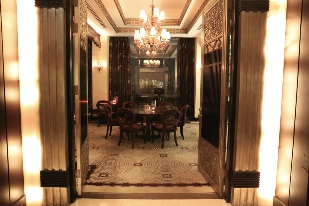 Saigon Restaurant at Fairmont Nile City