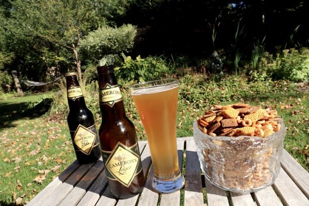 Nuts and Bolts Recipe and craft beer.