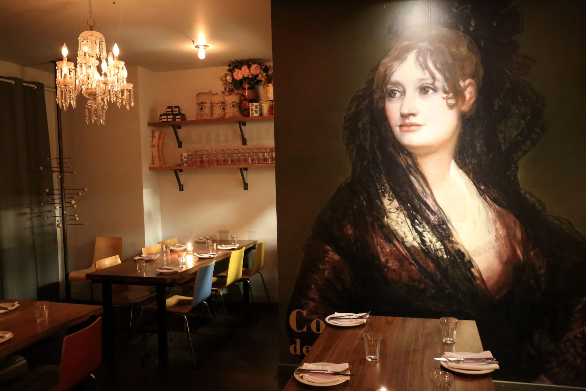 Carmen Toronto is the best Spanish restaurant on Queen West.