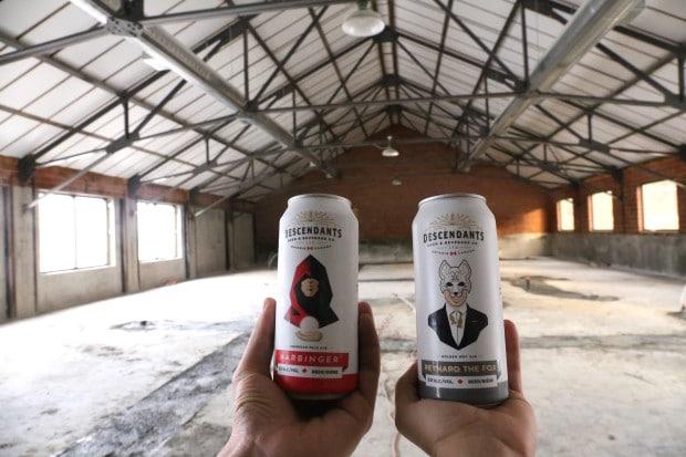 Kitchener Waterloo Breweries: Descendants Beer