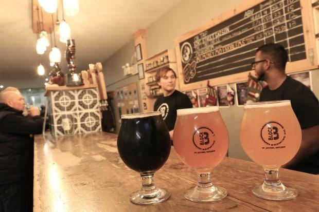 Kitchener Waterloo Breweries: Block Three Brewing