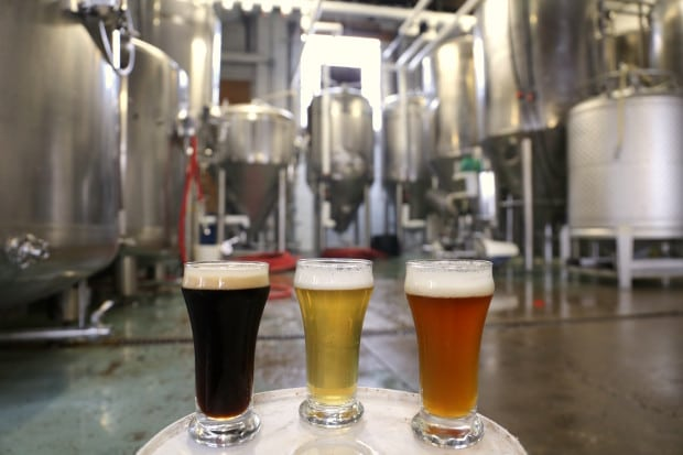 Best Craft Breweries in Kitchener Waterloo
