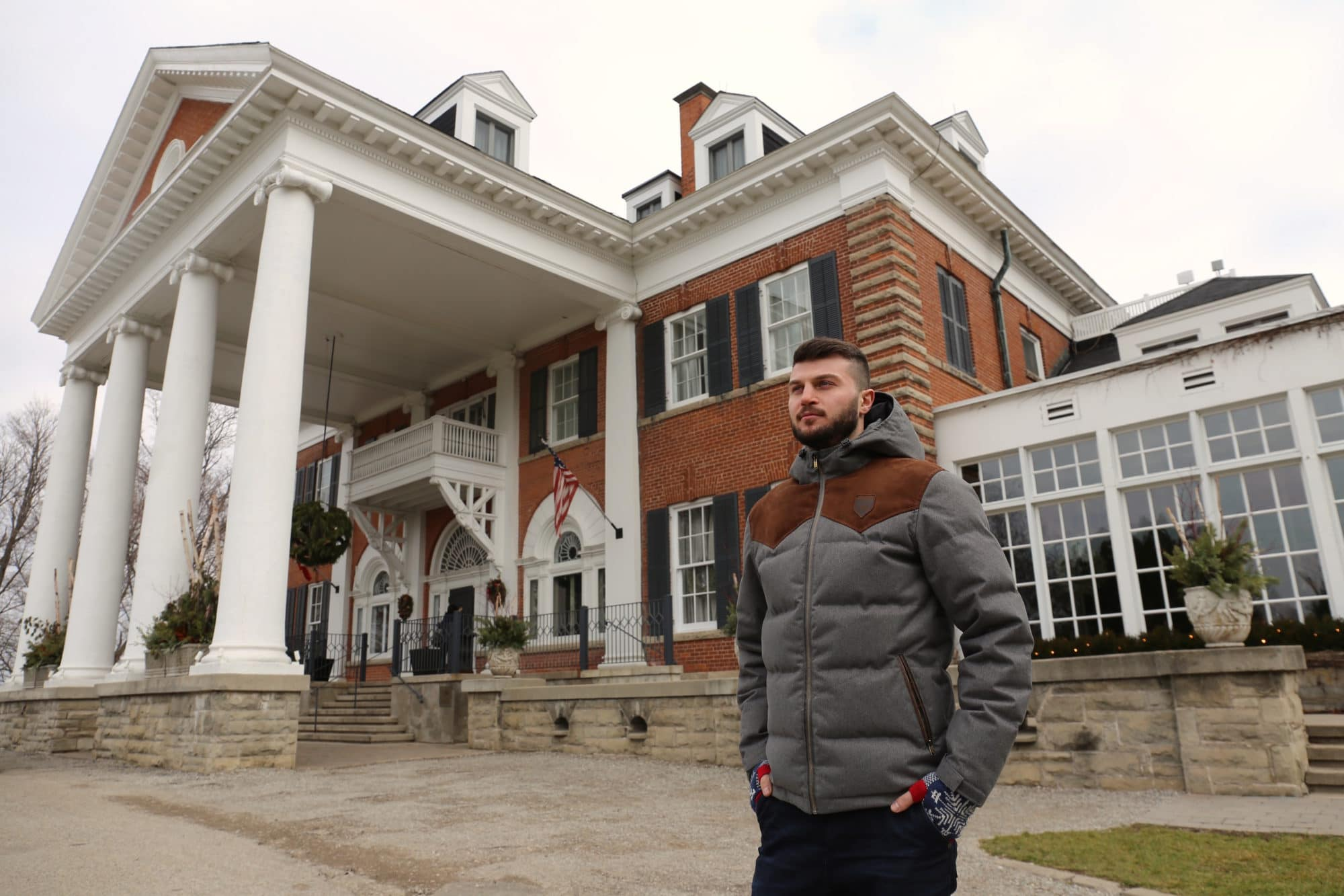 Langdon Hall is a 5 star boutique luxury hotel near Kitchener Waterloo.