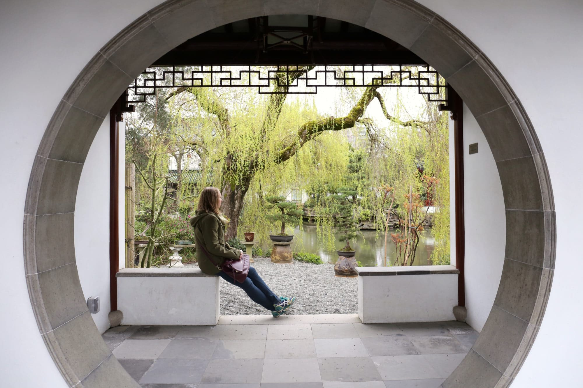 Canadian Road Trip Must-See: Vancouver's Dr. Sun Yat-Sen Chinese Garden