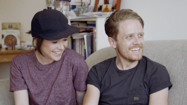 """Ellen Page Travels the World to Talk Gay Rights in """"Gaycation"""""""
