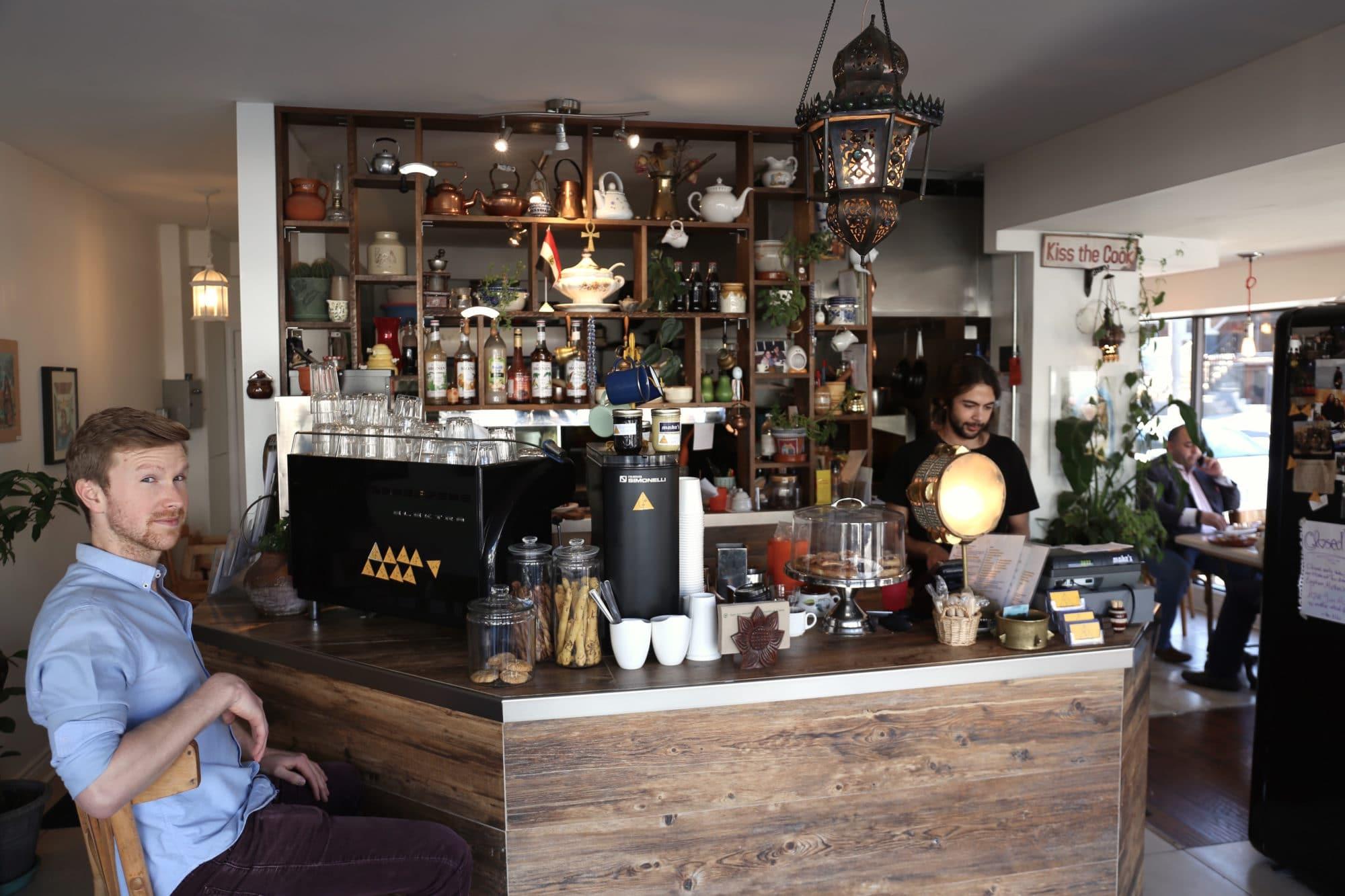 Step inside Maha's Toronto, a popular brunch restaurant in Little India.