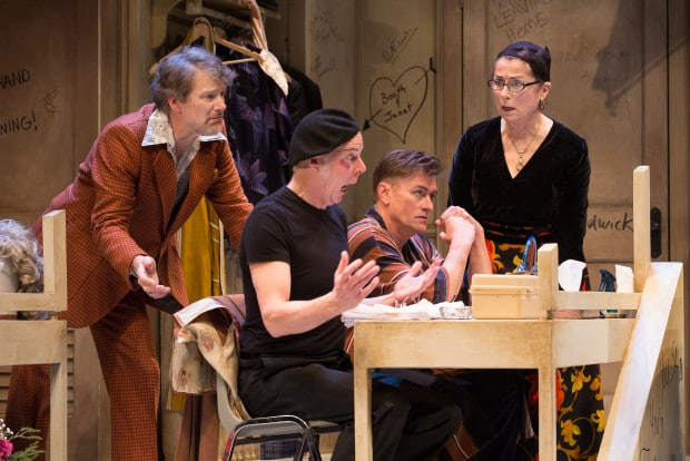 Hilarious Comedy Jitters Returns to Toronto's Soulpepper Theatre