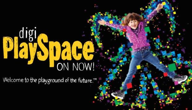 digiPlaySpace at TIFF in Toronto