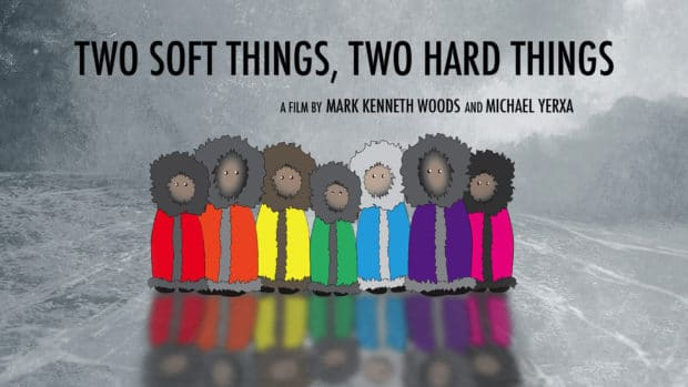 """Two Soft Things, Two Hard Things"" Doc Shares Queer Stories from Nunavut"