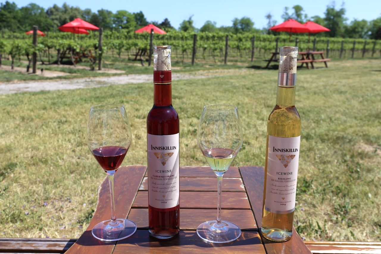 Niagara on the Lake Wineries: Inniskillin Winery produces some of Ontario's best Icewine.