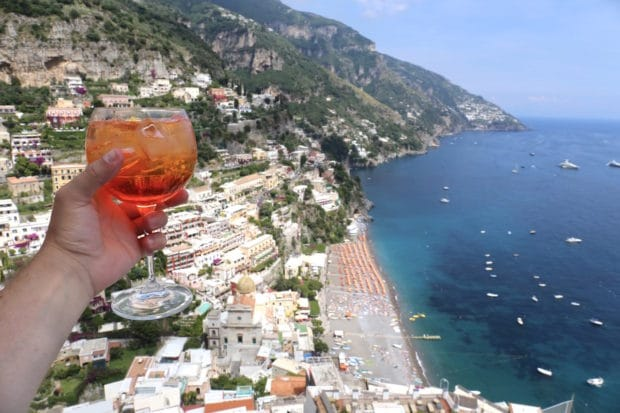 10 Tastes from Italy's Amalfi Coast