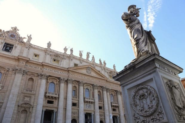 15 Things to See at The Vatican