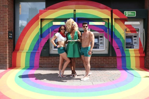 TD Celebrates Toronto Pride in the Spirit of Giving