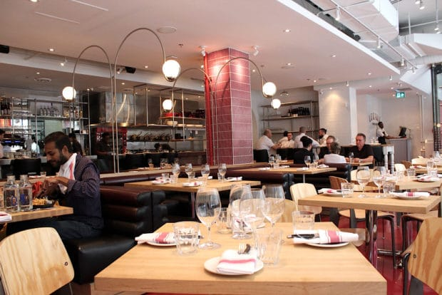 Locale Mercatto: Italian Restaurant on Bay Street