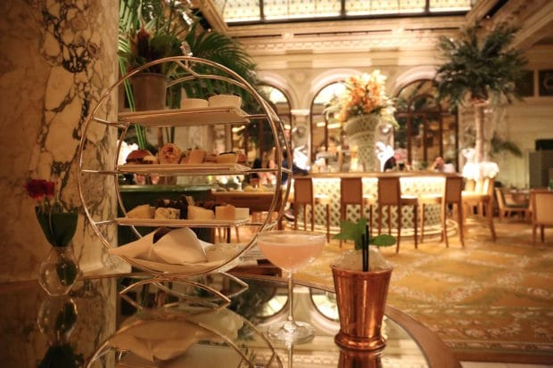 5 Luxury Hotel Cocktail Bars in Manhattan